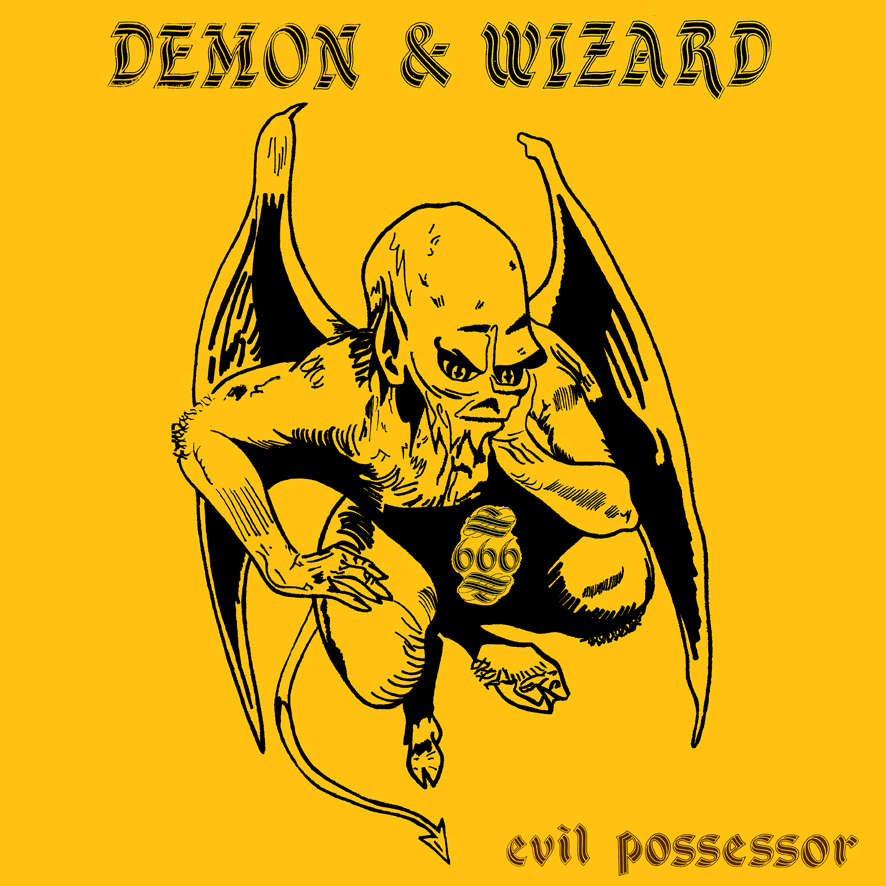 DEMON & WIZARD Evil Possessor
