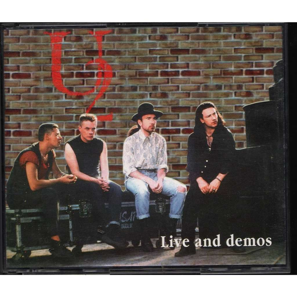 U2 Live And Demos (From 1978 to 1986)