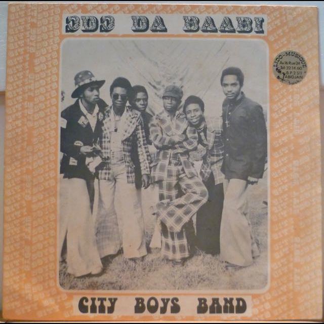 CITY BOYS BAND Odo da baabi