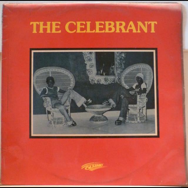 THE CELEBRANT S/T - Celebration in the ghetto
