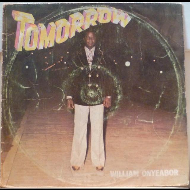 WILLIAM ONYEABOR Tomorrow