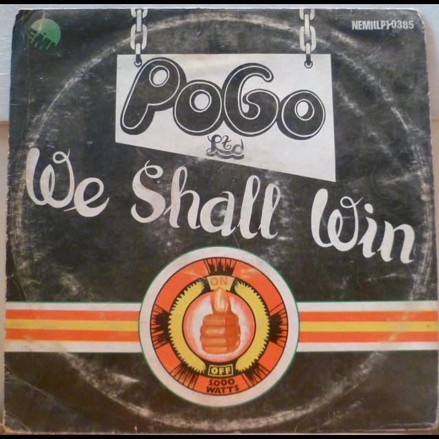 POGO We shall win