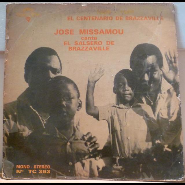 JOSE MISSAMOU canta El Salsero de Brazzaville
