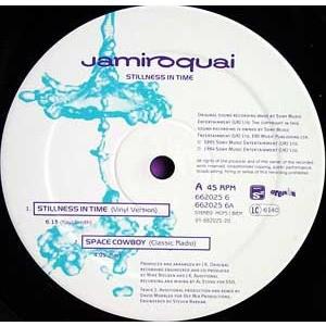 jamiroquai stillness in time /Space Cowboy x2