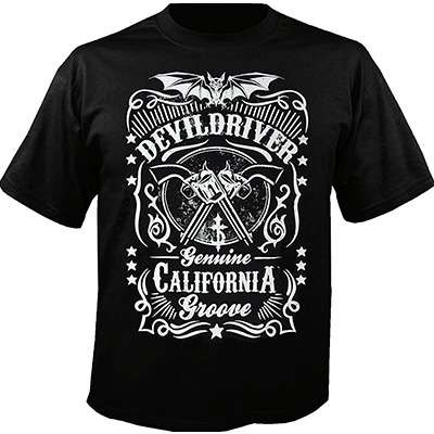 DEVILDRIVER California Groove