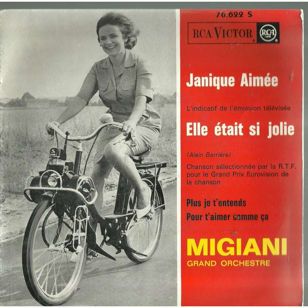 migiani grand orchestre janique aimee