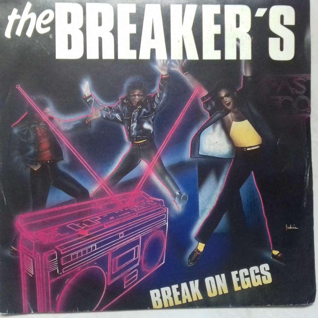 the breaker's break on eggs