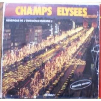 jean claude petit champs Elysées generique de l'émission antenne 2 champs élysées nouvelle version / les victoires de la musique