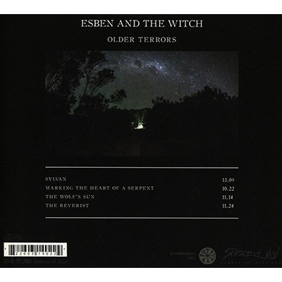 ESBEN AND THE WITCH Older Terrors