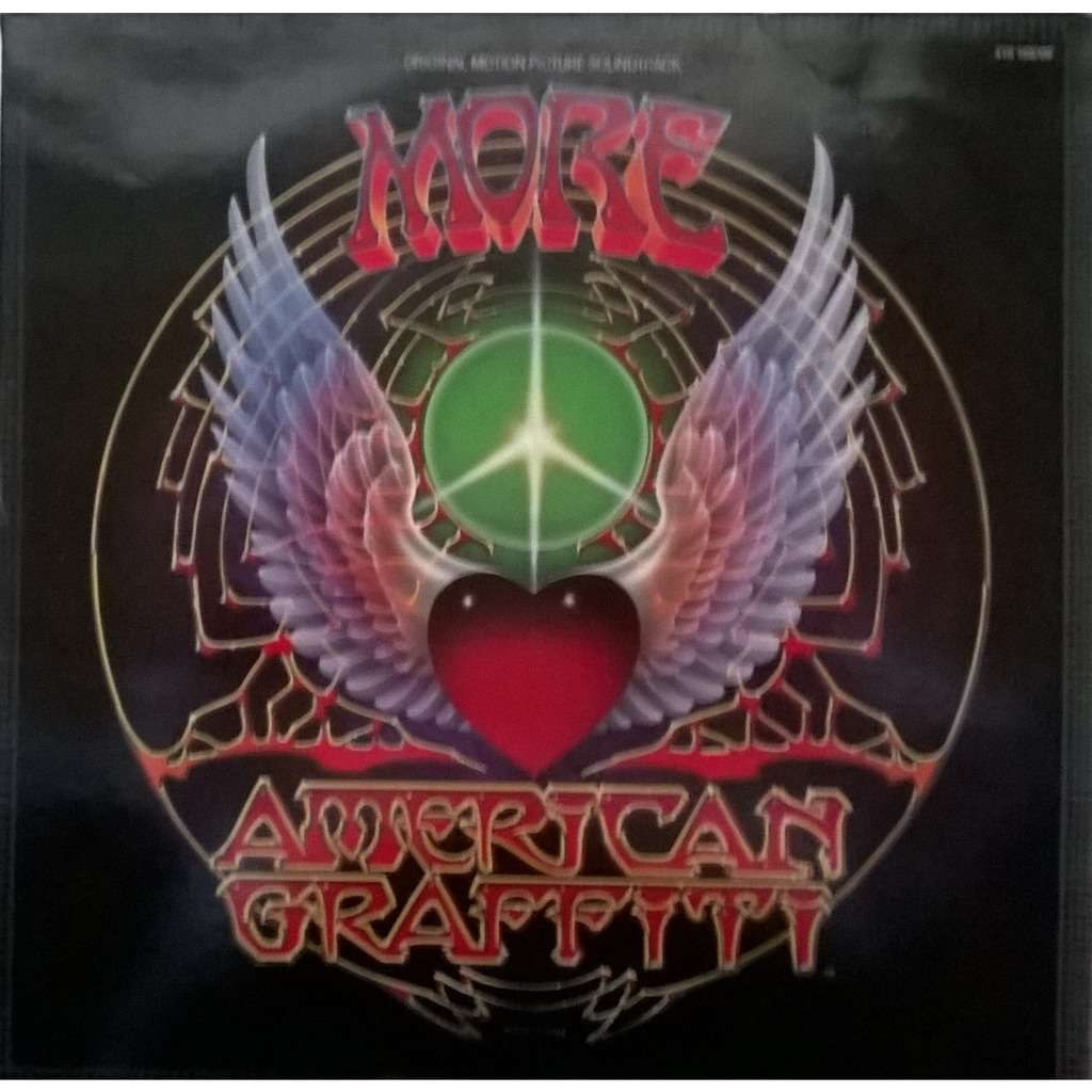 more american graffiti byrds, angels, dylan, cream, zombies