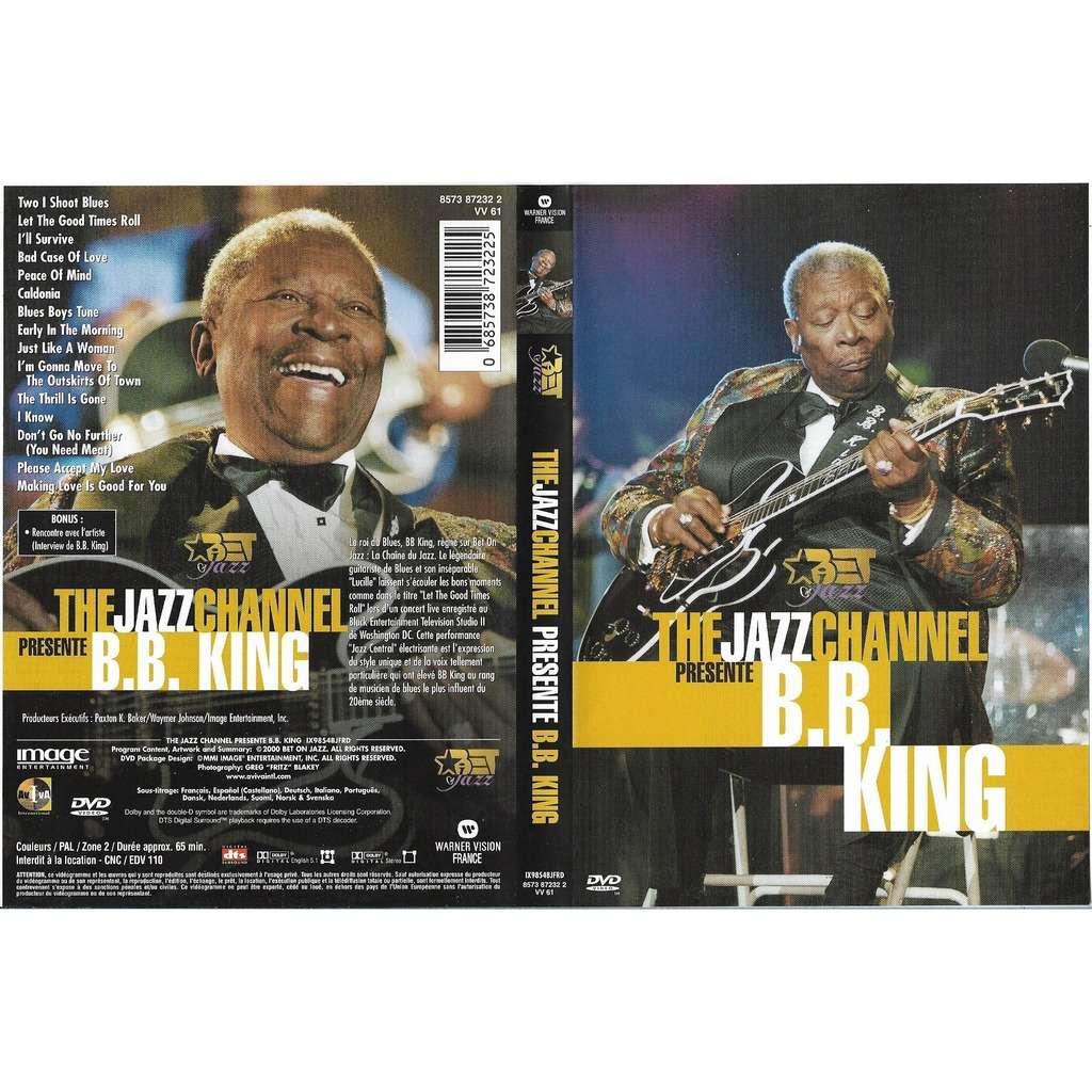 B.B. King the jazz channel presente