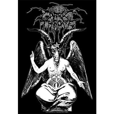 DARKTHRONE Black Death Beyond / Baphomet
