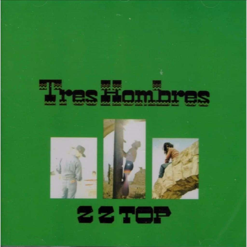 Tres Hombres By Zz Top Cd With Mferion Ref 118964371