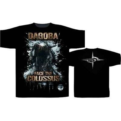 DAGOBA Face The Colossus