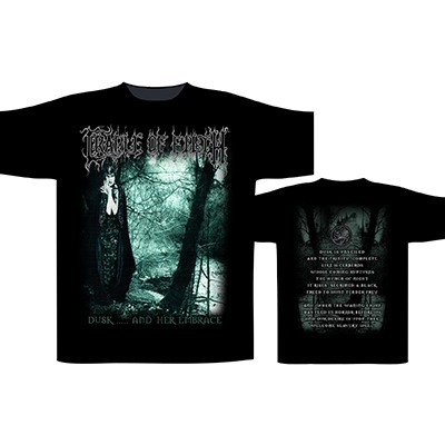 Cradle of Filth Dusk and her Embrace T-Shirt