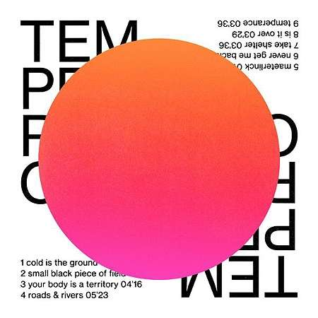 Temperance Temperance par Dominique DALCAN (lp+cd) Ltd Colour Vinyl -E.U