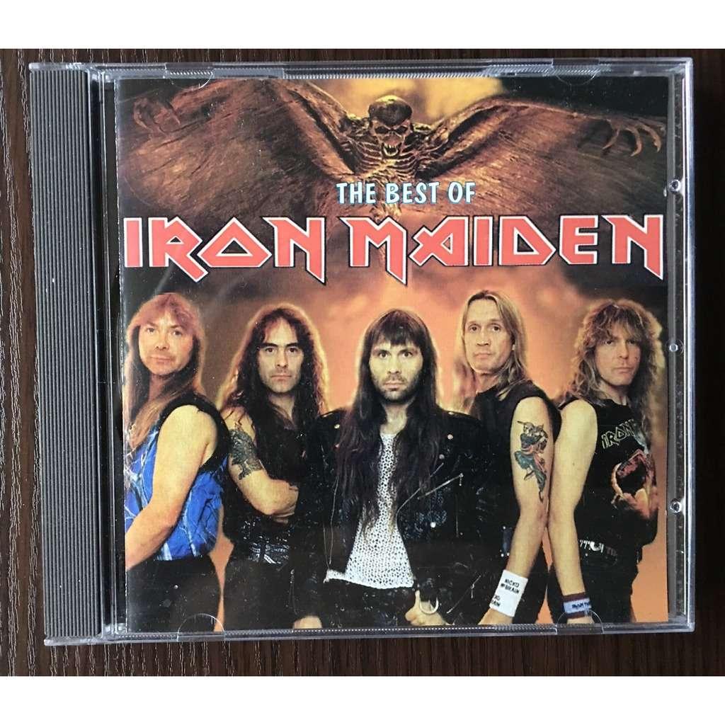 Iron Maiden Best of ...Compiled by Krassimir Samandjiev (Unisound Rec.1993)