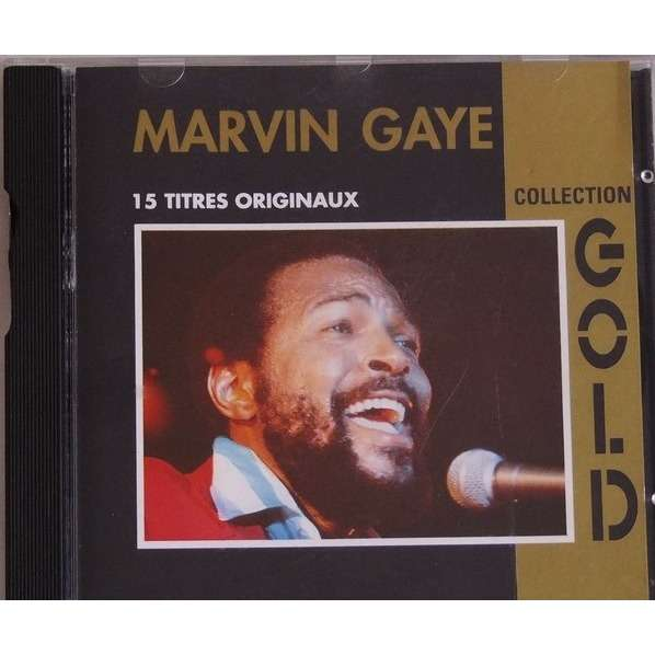 marvin gaye gold collection compilation