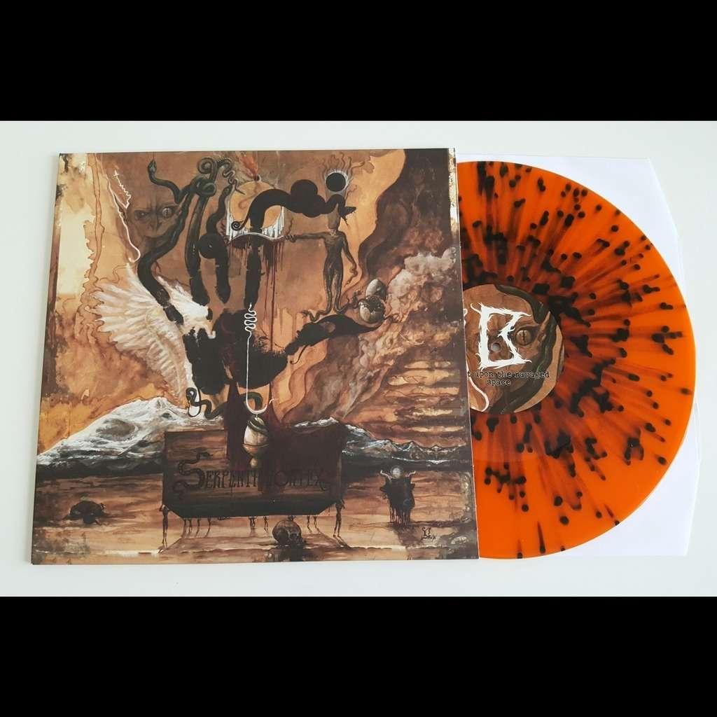 KAOSOPHIA Serpenti Vortex. Splatter Vinyl