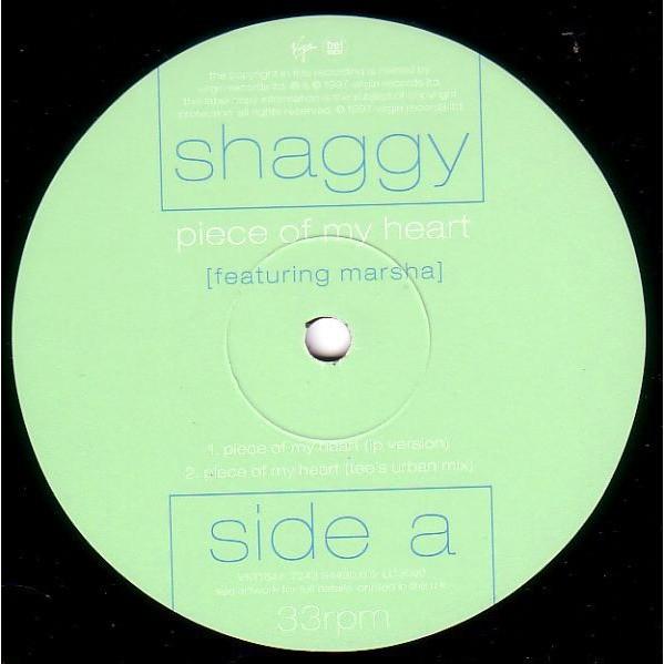 Shaggy featuring Marsha Piece Of My Heart
