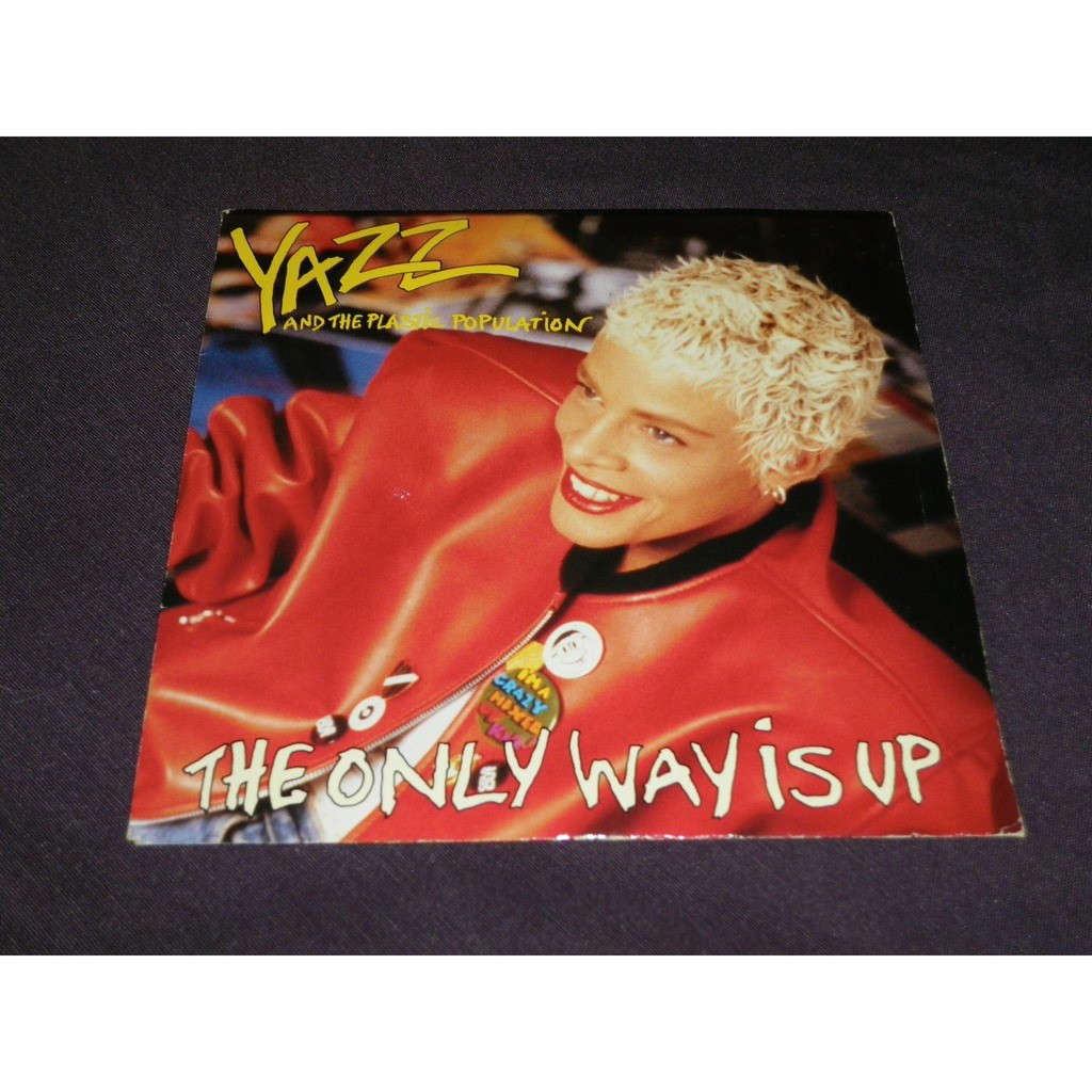 yazz and the plastic population The only way is up / bad house music