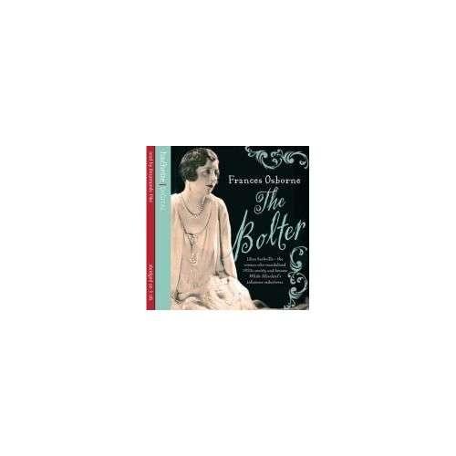 FRANCES OSBORNE COFFRET 3 CD-THE BOLTER-LIVRE AUDIO