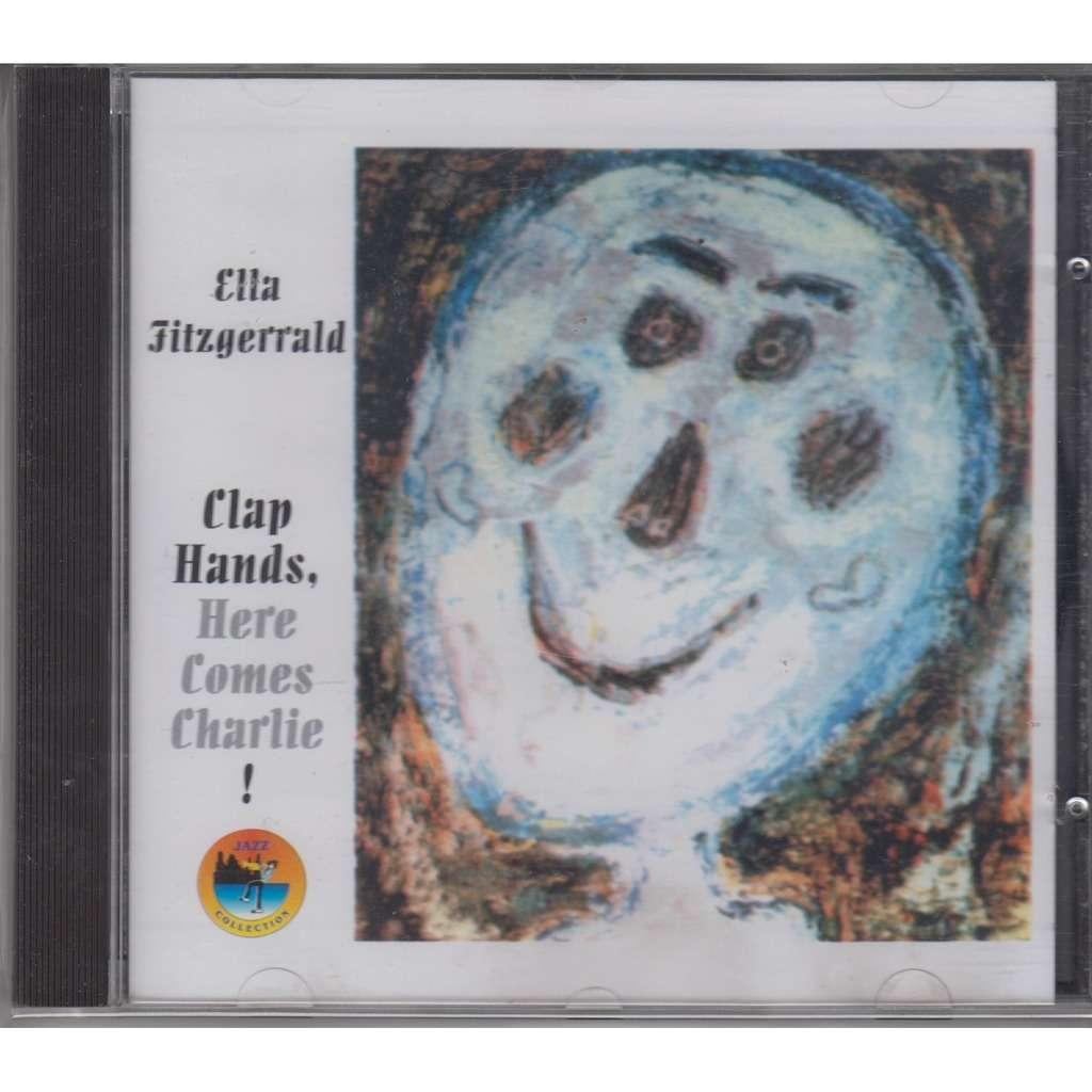 Ella Fitzgerald Clap Hands, Here Comes Charlie ! CD RUSSIA NEW