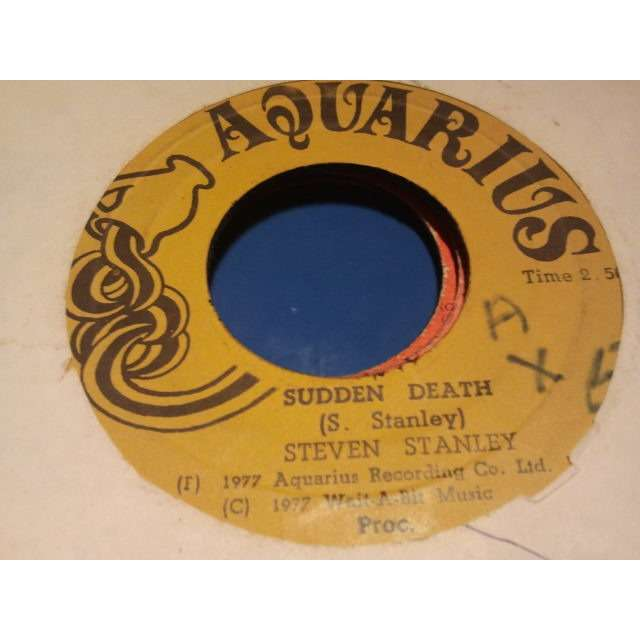 STEVEN STANLEY SUDDEN DEATH / VERSION ORIG.
