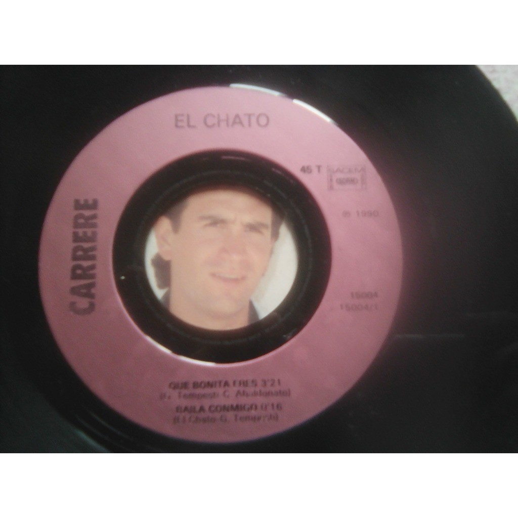 El Chato - Que Bonita Eres Que Bonita Eres (Club Mix)