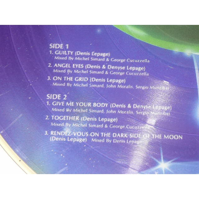 LIME LIME 3 (picture disc)