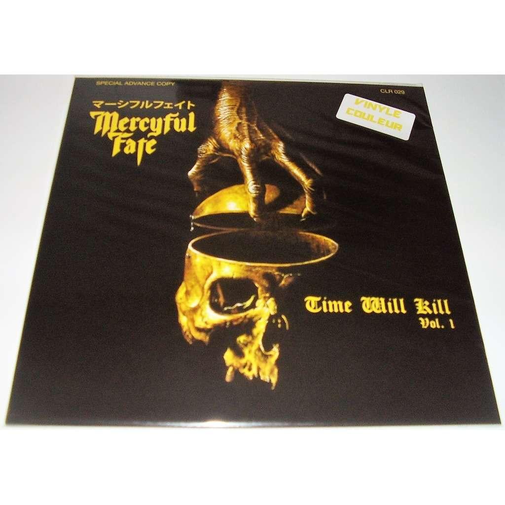 Mercyful Fate Time Will Kill Vol. 1 (lp) Ltd Edit Colour Vinyl -Jap