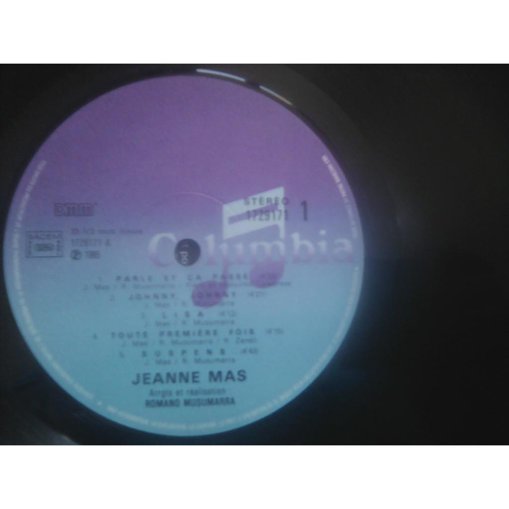 Jeanne Mas - Jeanne Mas Johnny, Johnny