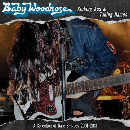 Baby Woodrose Kicking Ass & Taking Names (lp)