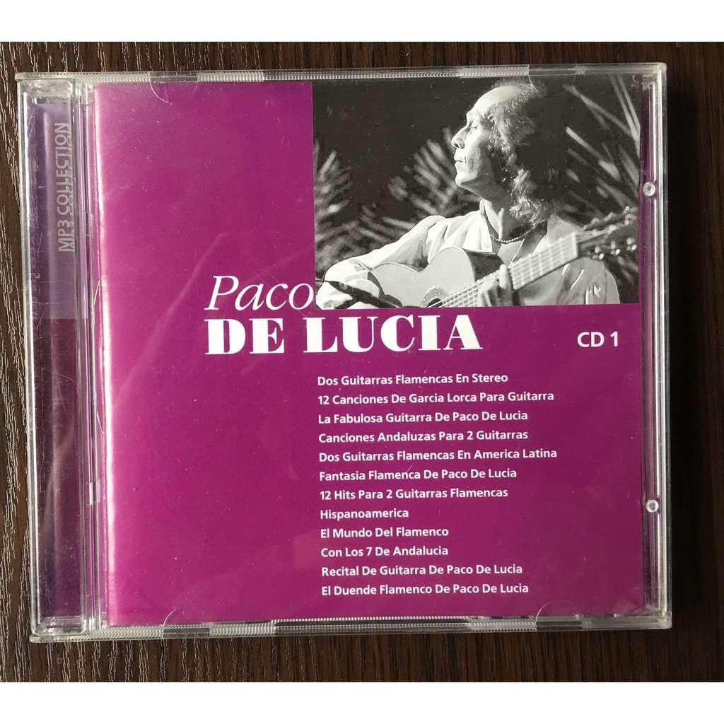 Paco de Lucia MP3 Collection 12 Albums (RMG rec)