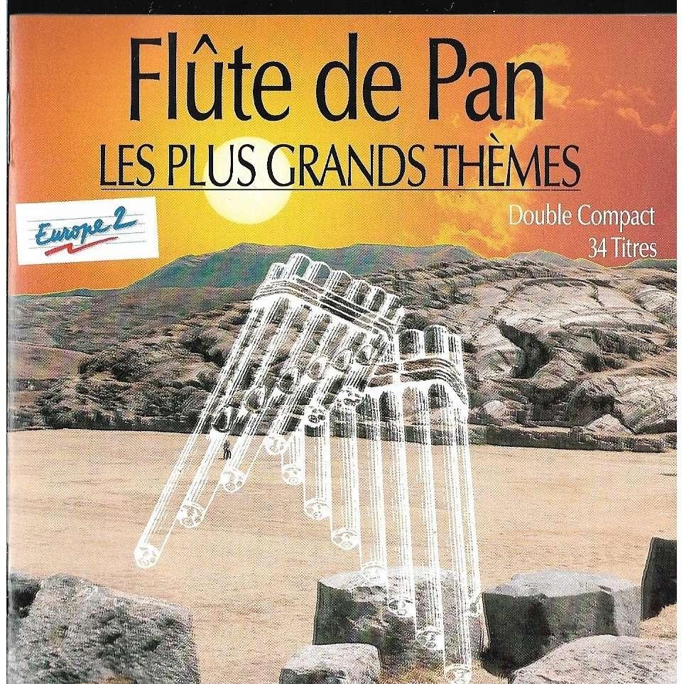 V/A Flûte De Pan (Les Plus Grands Thèmes)