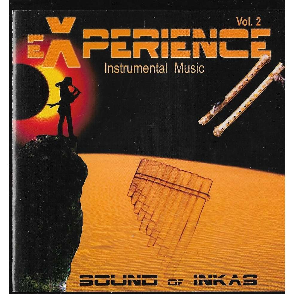 experience sound of inkas vol2