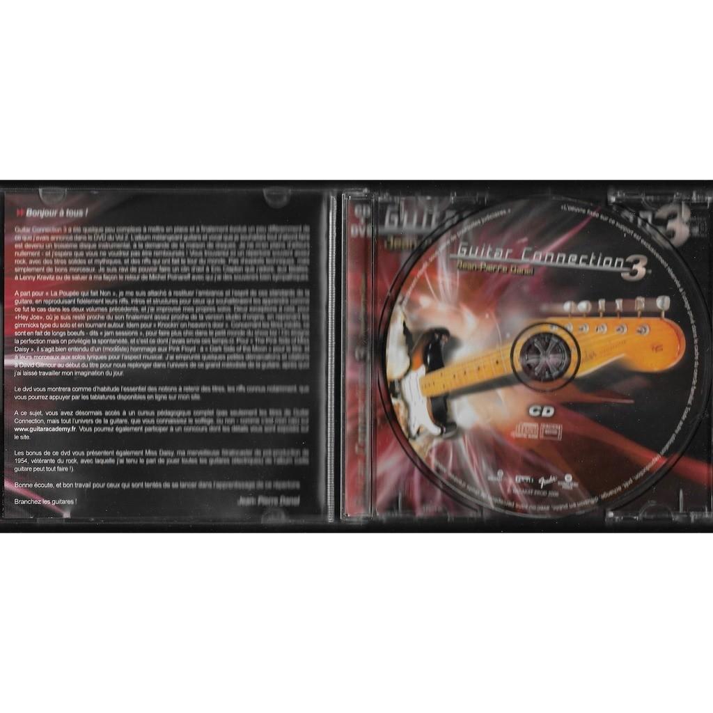 compilation artiste divers Guitar Connection Vol 3 -cd + dvd