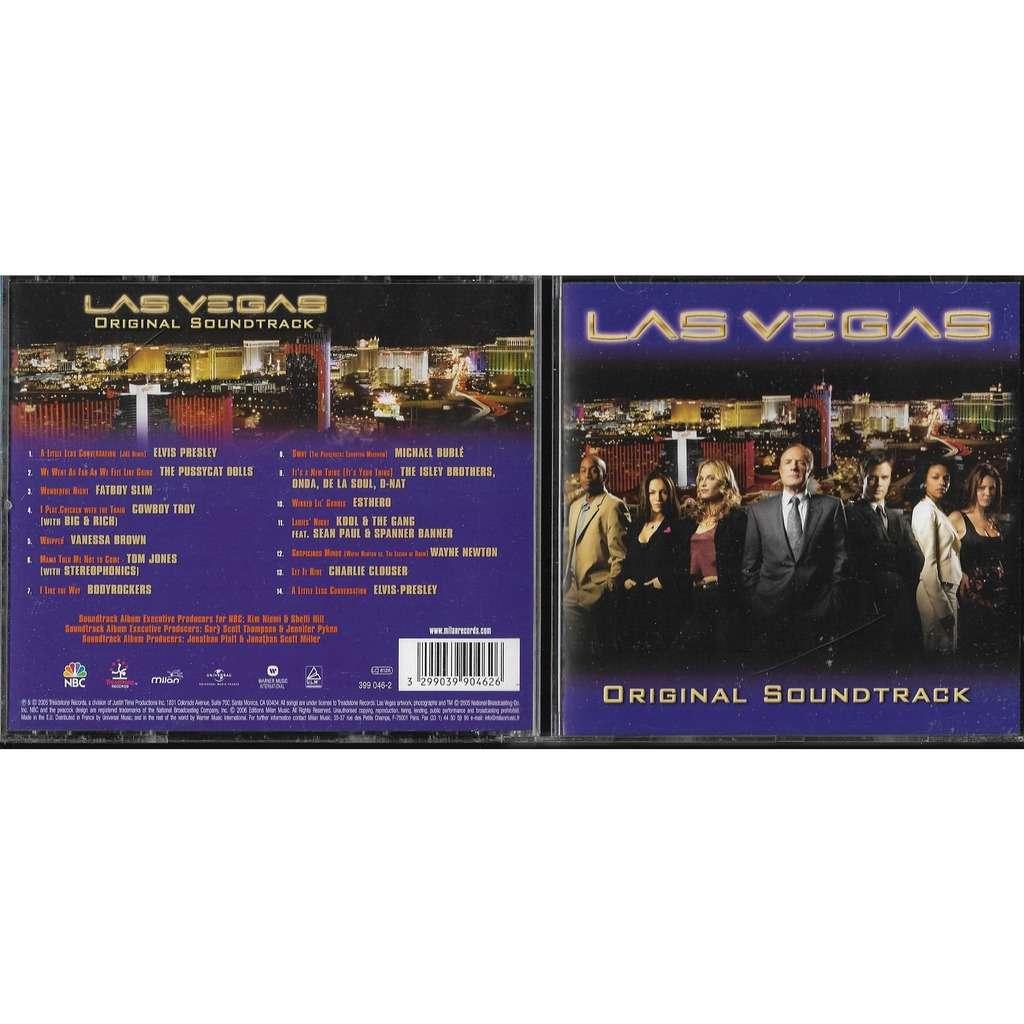 V./A. LAS VEGAS - original soundtrack
