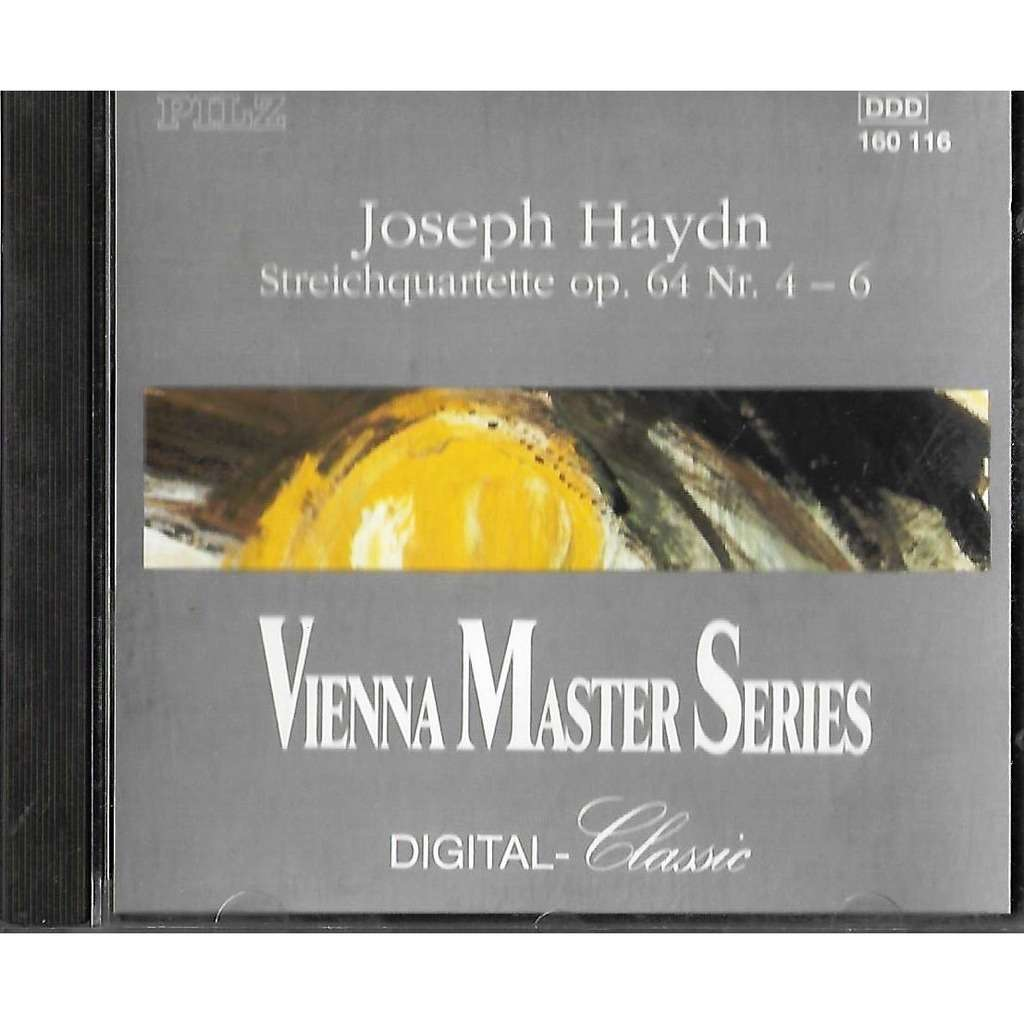 joseph haydn Streichquartette op. 64 Nr 4 - 6