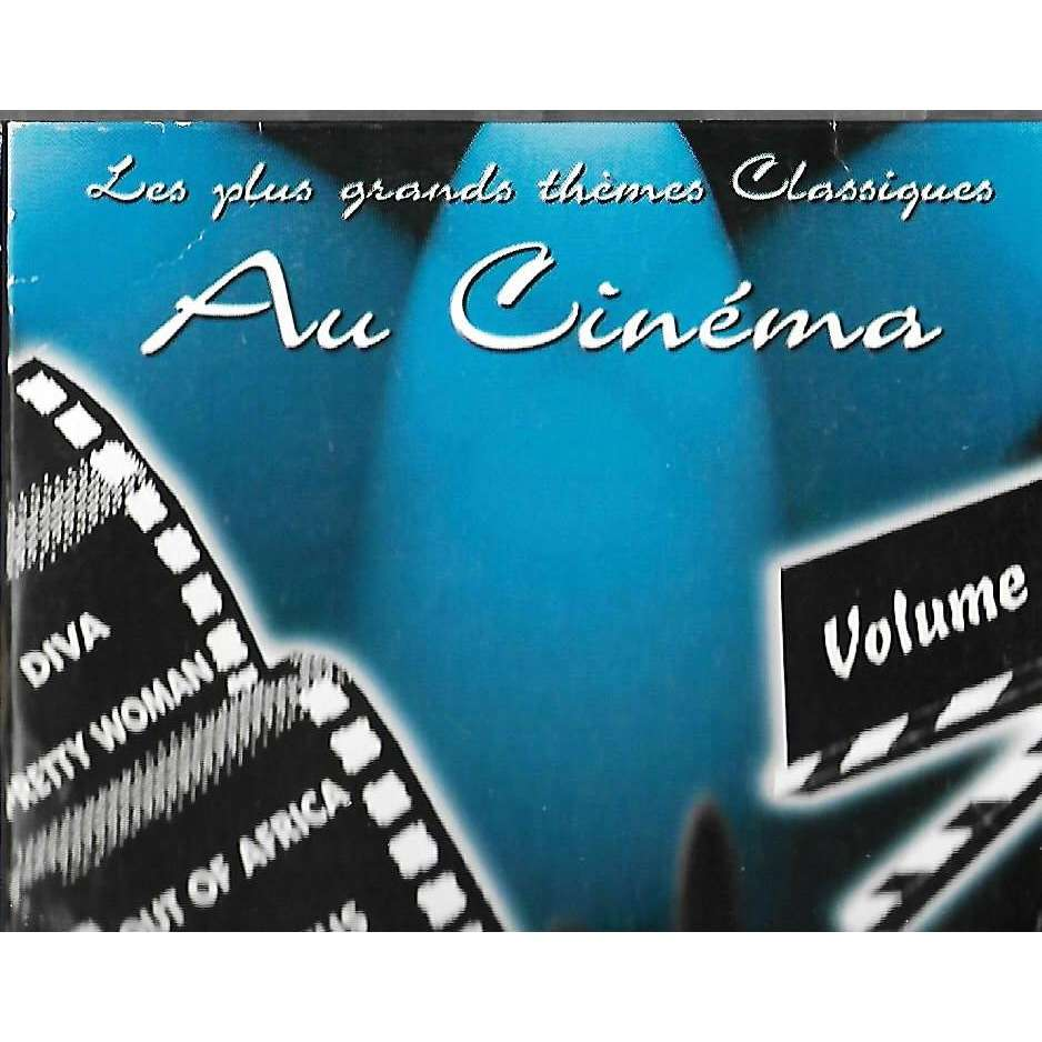 les plus grands themes classiques au cinéma volume 1