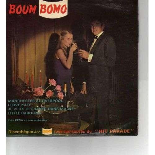 Luis Pena et son orchestre BOMO Boum Bomo : Manchester et liverpool / je veux te graver dans ma vie …