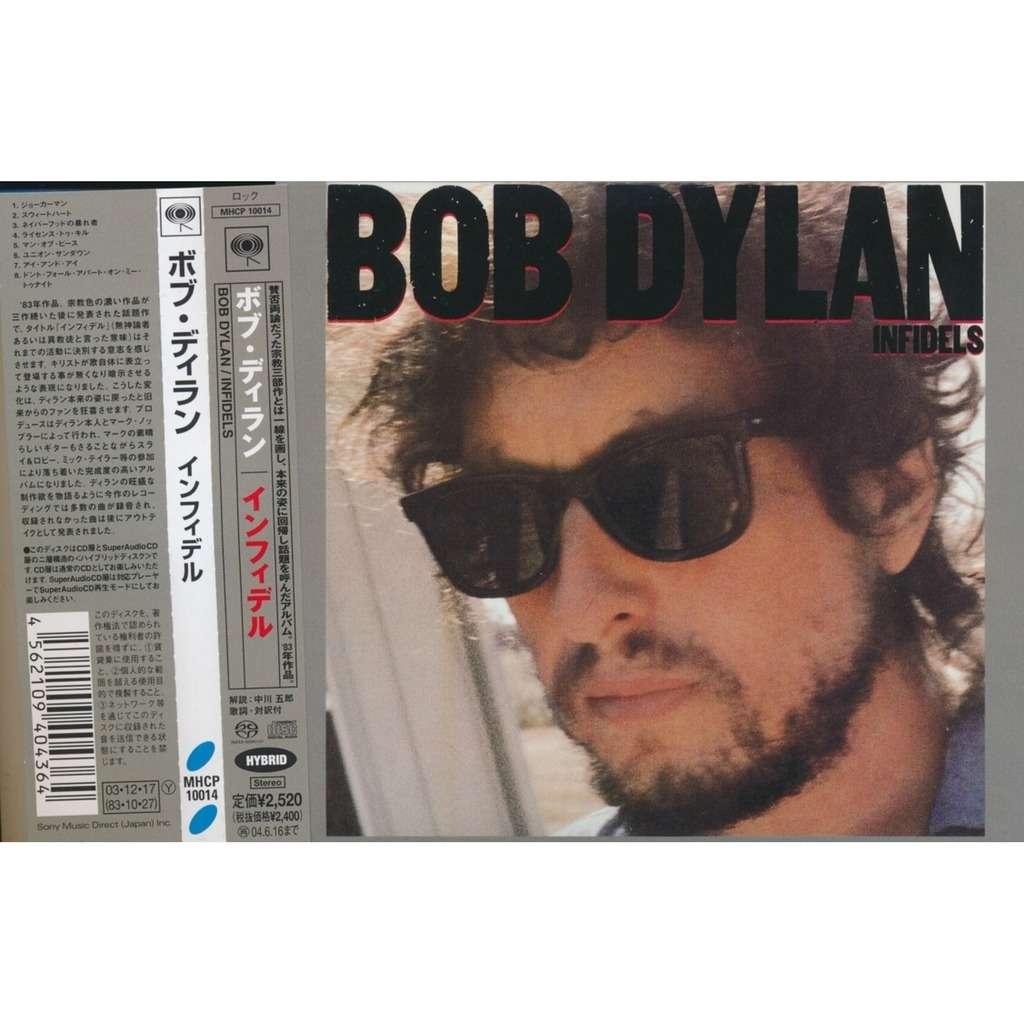 Bob Dylan Infidels (digipack, Gold disc)