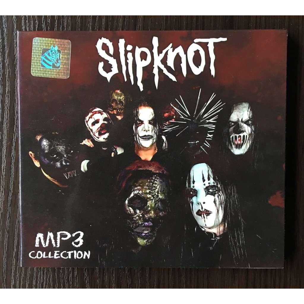 Slipknot (Digipack) MP3 Colection 5 Albums (Digital Rec)