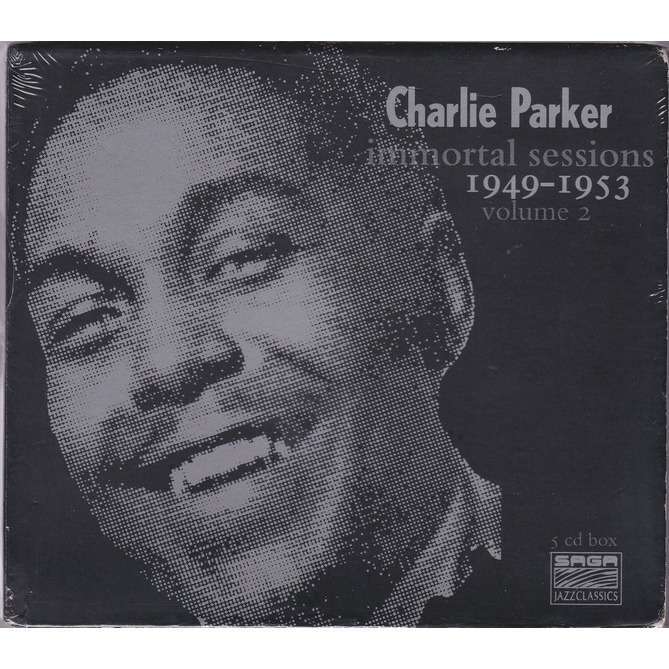 charlie parker Immortal Sessions 1949-1953 - volume 2