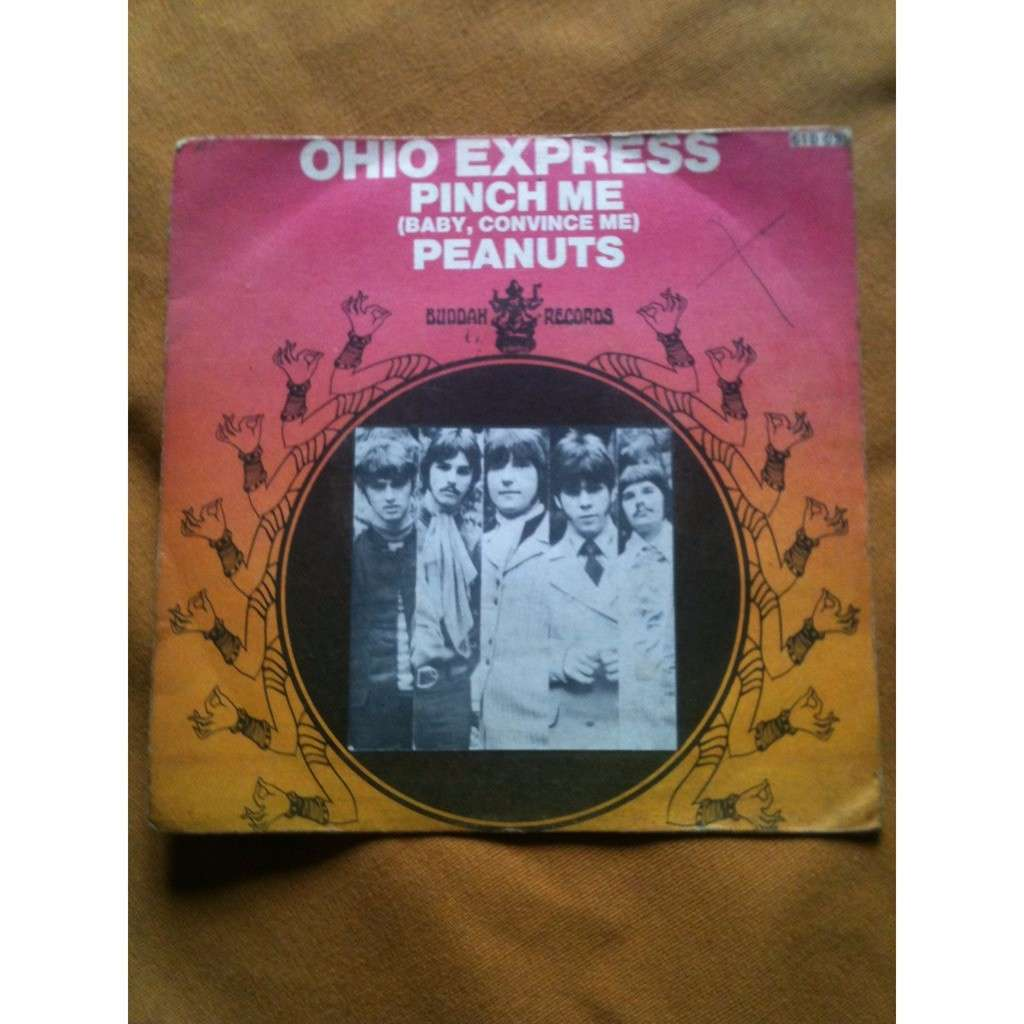 OHIO EXPRESS Pinch me (Baby convince me)