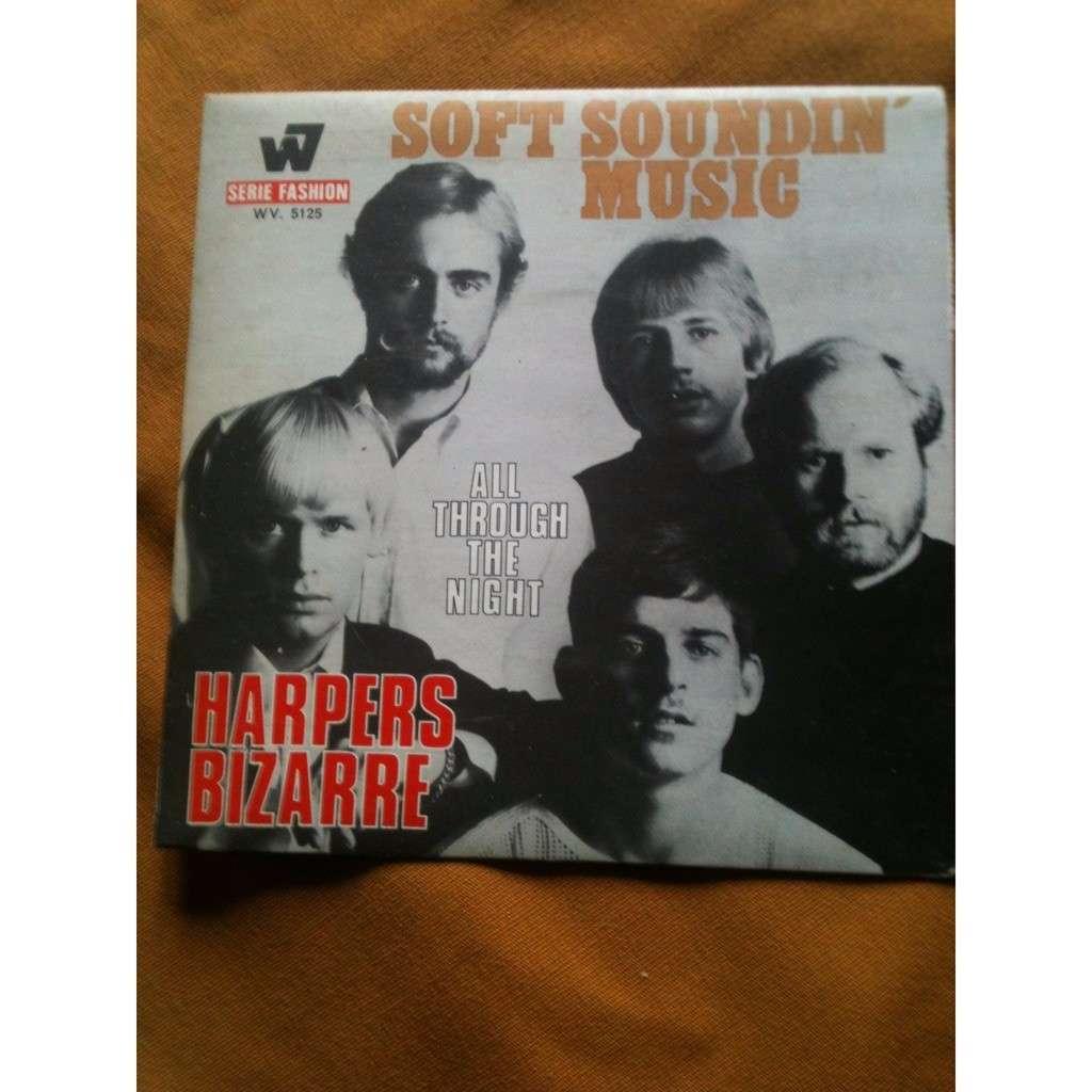 HARPERS BIZARRE Soft Soundin Music