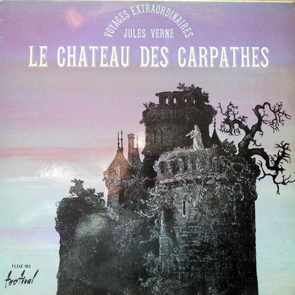 jules verne Le château des Carpathes