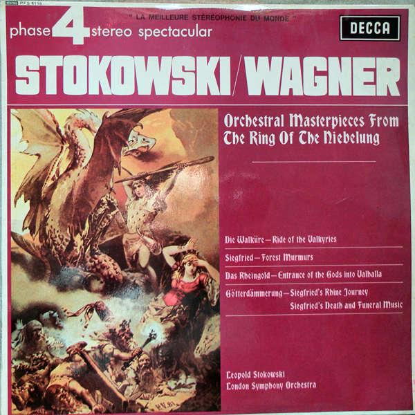 leopold stokowski Wagner
