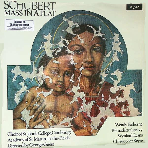 George guest Schubert - Mass in a flat