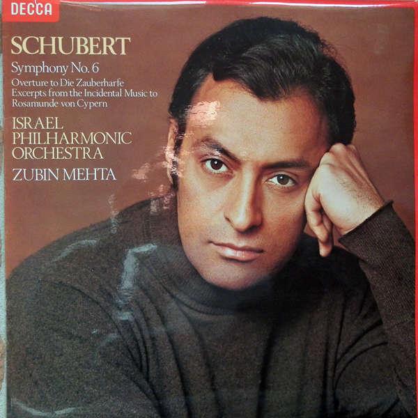 zubin mehta Schubert